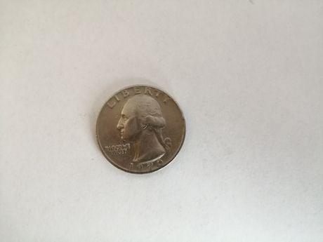 Quarter Dollar Liberty 1970