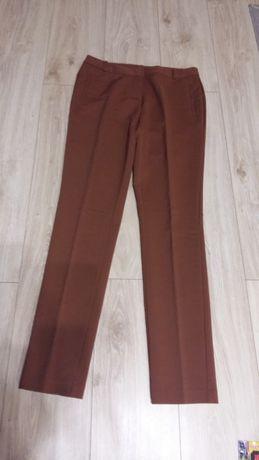 spodnie cygaetki, eleganckie, garniturowe ESMERA rozmiar 38, M