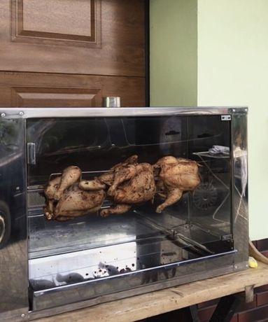 Rozno opiekacz na 9 kurczakow