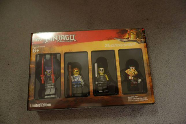 Lego Bricktober Ninjago figurki