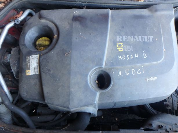 Silnik Renault Megane 2 1.5 DCI Kompletny Gwarancja