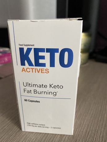 Suplement diety KETO