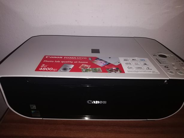 Impressora e fotocopiadora
