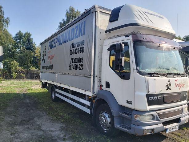 Sprzedam Samochód Ciężarowy Marki DAF 55.250 Zamiana
