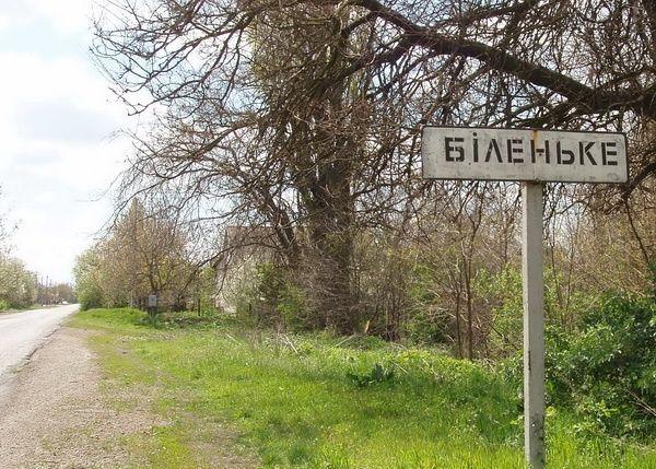 Продам участок в Беленьком