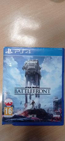 Gra na Playstation Battlefront Star Wars PS4 Lublin