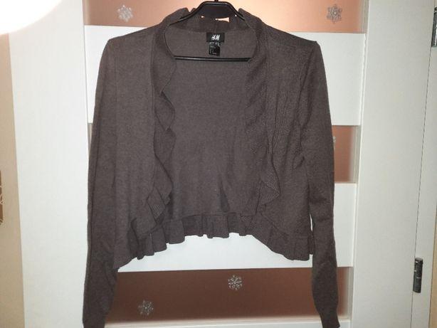 sweterek bolerko H&M rozm XS