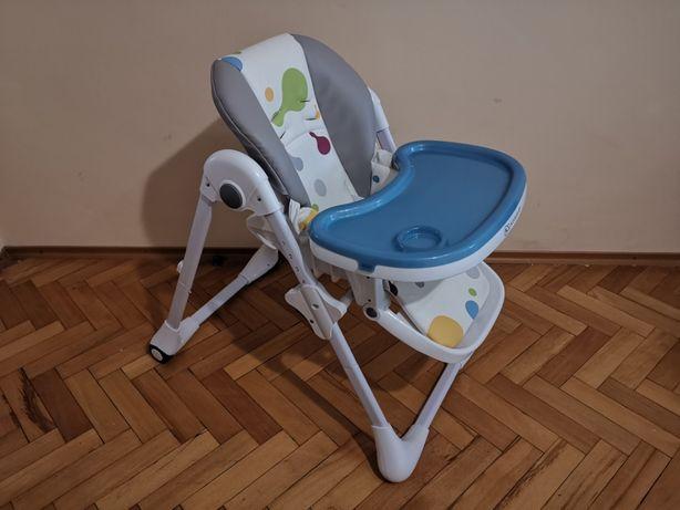 Kinderkraft Krzesełko do karmienia YUMMY