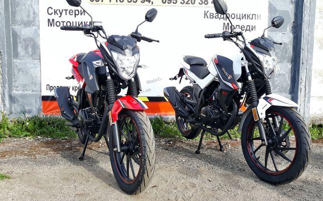 Новий Мотоцикл Spark SP200R–28 Sport 2021р. Гарантія! Розстрочка!