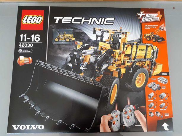 Lego Technic 42030 Ładowarka Volvo puste pudełko .