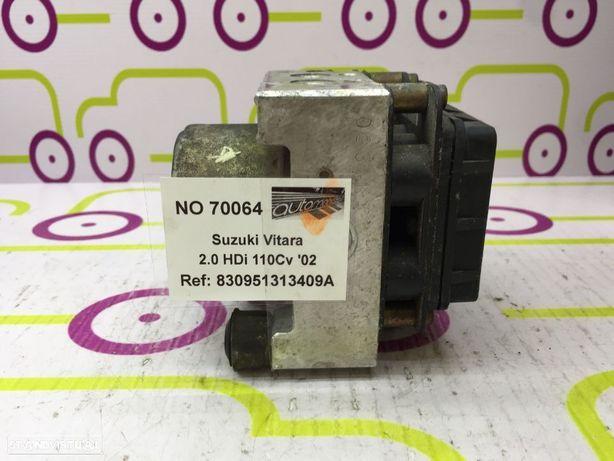 Módulo ABS Suzuki Vitara 2.0TD 110Cv de 2002 - Ref: 830951313409A - NO70064