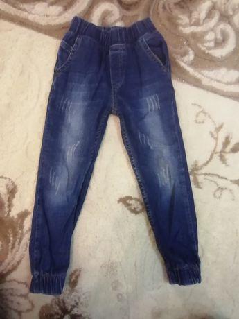Отличные джинсы для худ. Мальчика 4 года