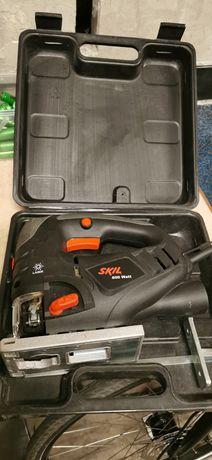 Skil 1061 wyrzynarka 800 Watt mocna  walizka laser