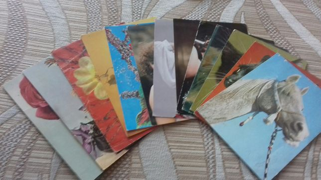Pocztówki z lat 75 80