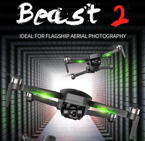 Dron SG906 Pro Beast2 gimbal 4K GPS dwie kamery gimbal WiFi NOWY PL 24
