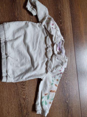 Bluza dziecięca dresowa