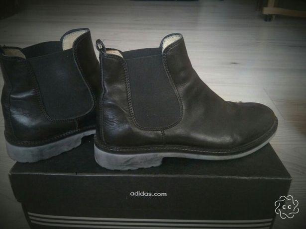 Ботинки Челси , Gallucci оригинал,кожа
