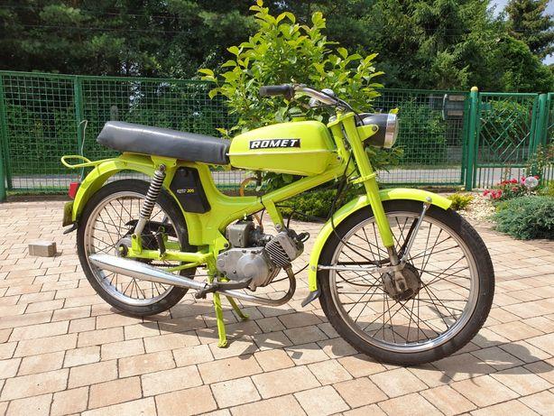 Romet T1 50 Ogar 205