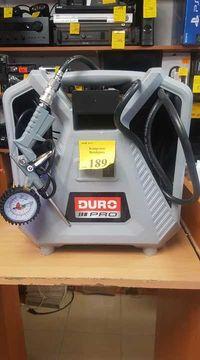 Kompresor walizkowy przenośny Duro Pro CQB 180 D-1 ! Lombard Dębica
