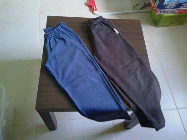 Duas calças fato de treino