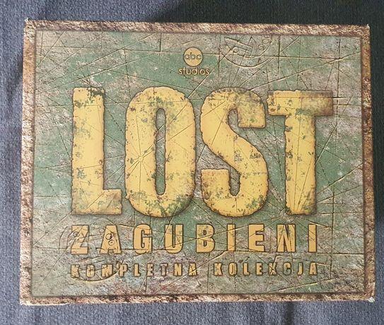 Lost Zagubieni, komplet zestaw serial sezon 1-6