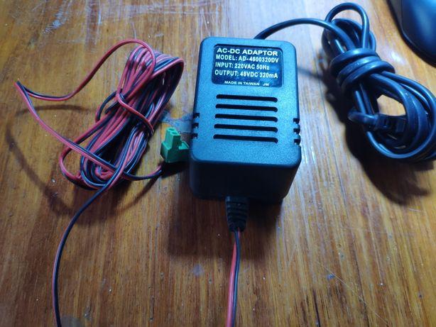 48В - 0,32A - 15Вт Блок питания JM AD-4800320DV (Тайвань) для IoT и др
