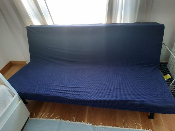 Sofá cama de fácil abertura