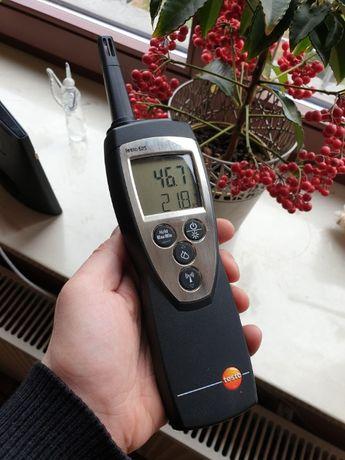 Testo 625 higrometr termometr wilgotnościomierz termohigrometr