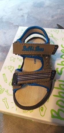 Sandały Bobbi Shoes rozmiar 25