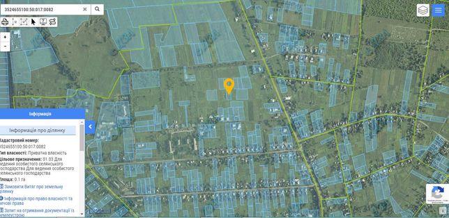 Приватизована «дачка» в центрі смт Онуфріївка Кіровоградська обл.