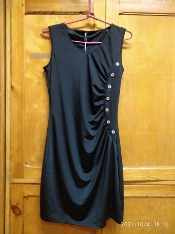 Sukienka czarna wizytowa