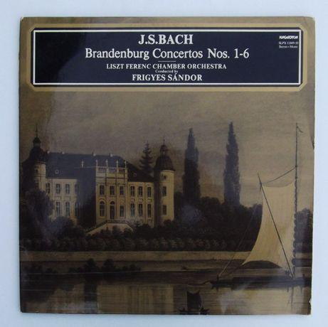 Płyta vinylowa Jan Sebastian Bach – Brandenburg Concertos Nos. 1-6