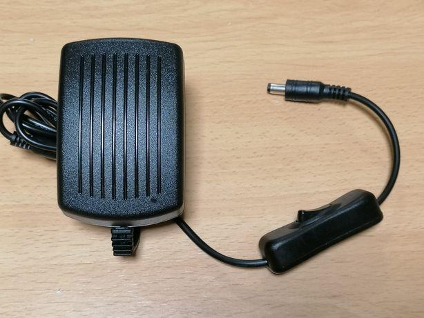Sinclair zx spectrum - fonte alimentação com interruptor