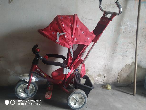 Продам велосипед трёхколёсный