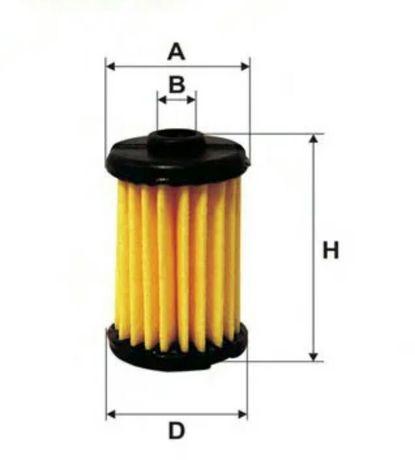 Фильтр газа, фильтр топливный ГБО