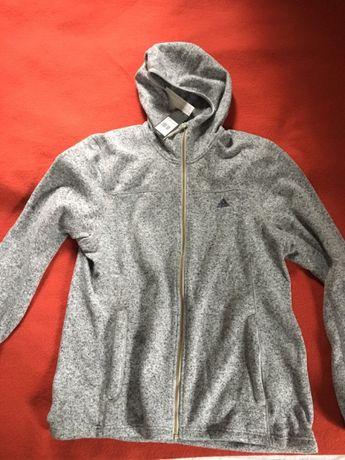Adidas bluza z kapturem