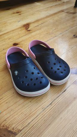 Детские кроксы, оригинал Crocs, 33 размер