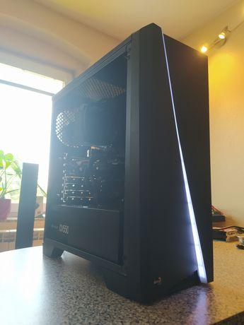 Komputer i5 6600k, GTX 1060 3GB, 16GB DDR4, SSD, Fortnite, CS, GTA 5
