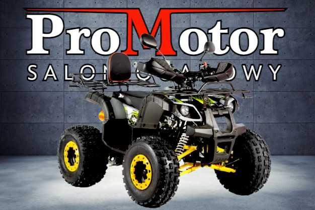 quad XTR FARMER 125 FULL automat NAJSZERSZY ProMotor dostawa
