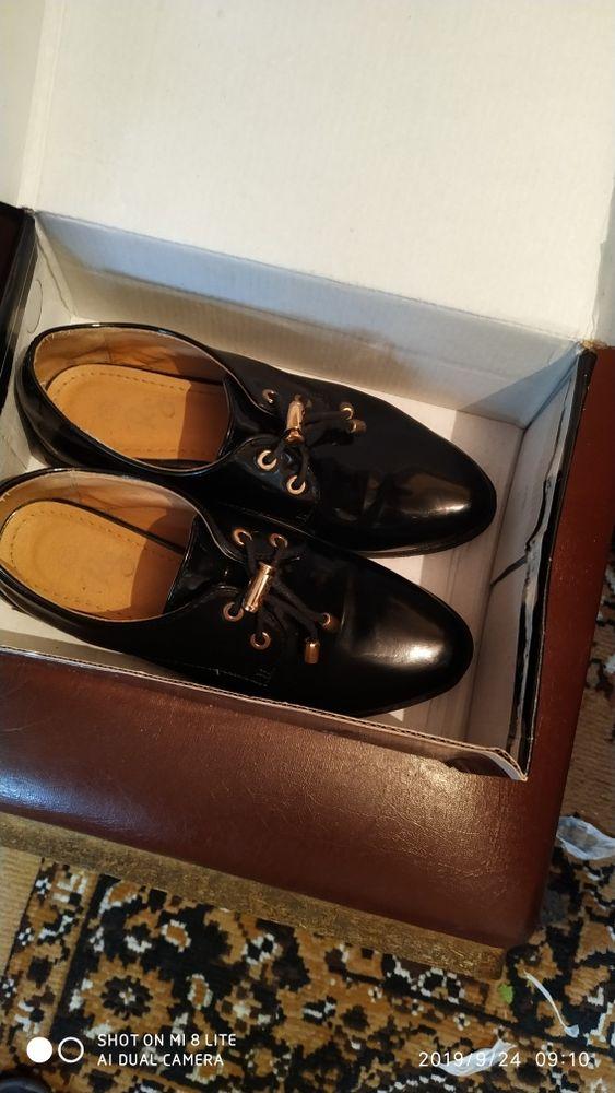 Лаковые туфельки Ширяево - изображение 1
