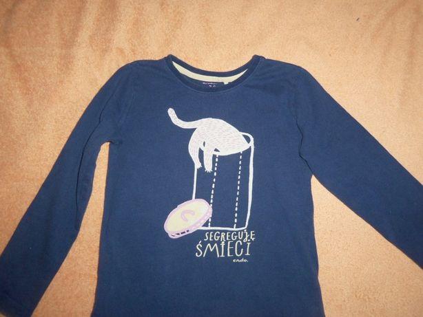 ENDO T-shirt z długim rękawem dla (r.128) 7-8 lat
