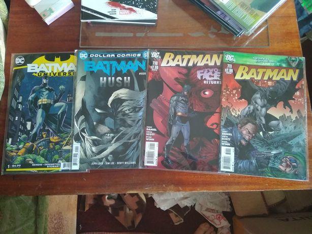 Комиксы DC marvel dark horse image. Синглы