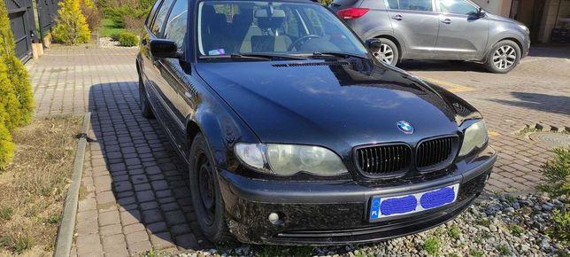 BMW E46 316i + GAZ