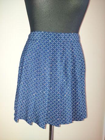 Spódniczka krótka mini tenis skirt letnia lekka vintage