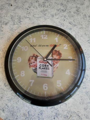 Relógio Publicitário Kellogg's