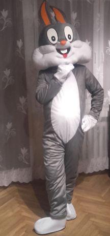 KRÓLIK BUGS chodząca żywa maskotka kostium strój reklamowy