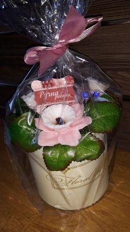 Букет цветов Мыло ручной работы