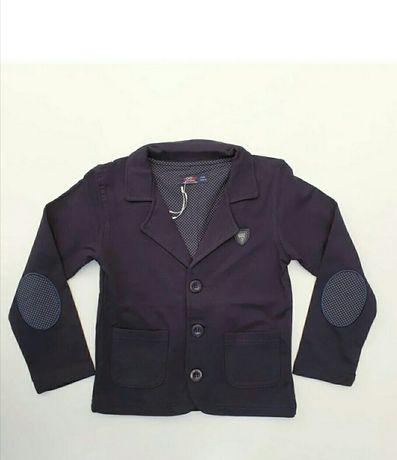 Піджак трикотажний 110-116