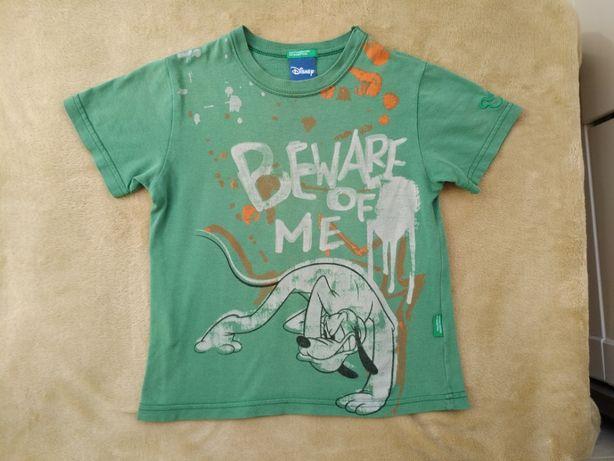 Benetton футболка мальчикам xxs, 3 года, 100 см