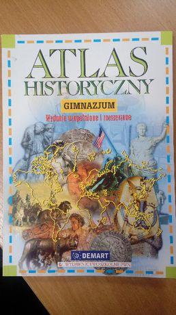 Atlas historyczny Gimnazjum - PWN